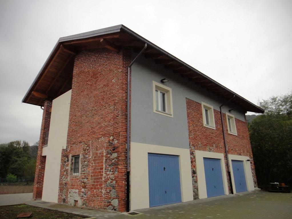 """MAGAZZINO dei """"Custodi"""" dell'Acqua…RAL 5014"""