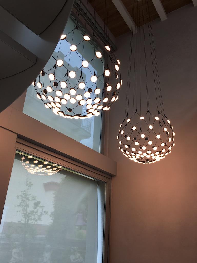 LED  sospesi…